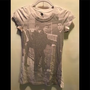 THE BEATLES Graphic Women's T Shirt